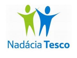 Logo Nadacia Tesco